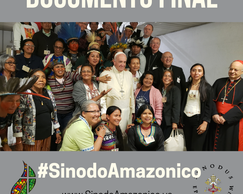 Documento Final del Sínodo de la Amazonia